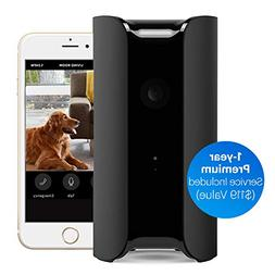 All-in-One WiFi Security Cam w/1-Year Premium Service Plan