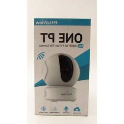 LaView ONE PT Home Security Wi-Fi Full HD 1080P Pan/Tilt Cam