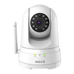 D-Link Full HD 1080p Pan/Tilt/Zoom WiFi Indoor Security Came