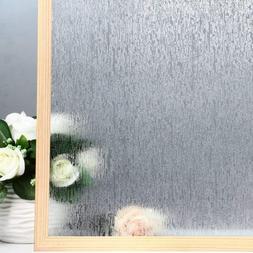 Velimax Rain Glass Film Privacy Window Film Decorative Glass