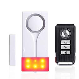 KEYE Remote Control Light Sound Wireless Magnetic Home Secur