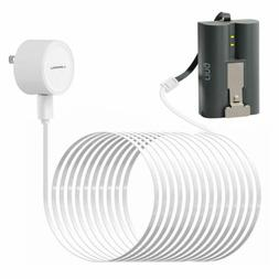 Ring Battery Charger Compatible with Ring Video Doorbell1/2/