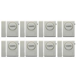 Doberman Security SE-0137-8PK Home Security Window/Door Alar
