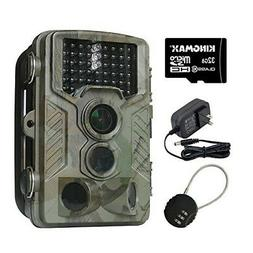 Security camera Trail camera Outdoor home Battery-powered co