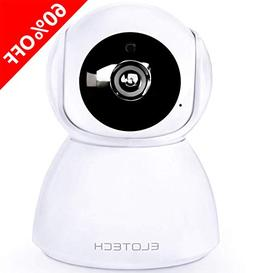 Security Home IP Camera 1080P HD - Baby, Pet, Nanny Best Mon