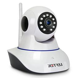 LEFTEK Security Camera Smart Home Guard 720P WIFI Home Secur
