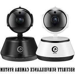 WiFi Security Camera, Pro HD 1080P Home Security IP Camera N