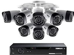 Lorex 16 Channel 720P HD Security System 12 Camera plus PTZ