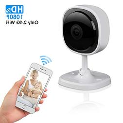 1080P Security Camera System Wireless, HAOSIHD Smart IP Came