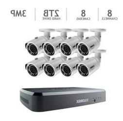 Lorex 8 Channel Series HD Security NVR with Real-time 1080p