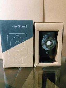 SimpliSafe SimpliCam Indoor HD Wi-Fi Security Camera  Model#