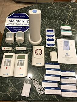 SimpliSafe SSCS2 Simplisafe2 Wireless Home Security Deluxe P
