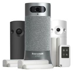 Honeywell Smart Home Security Kit - Indoor/Outdoor Cameras,