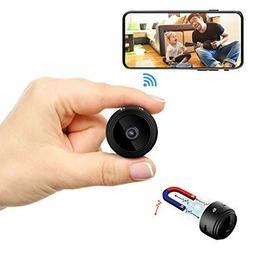 DZFtech Spy Camera WiFi Mini Hidden Camera HD Portable Home