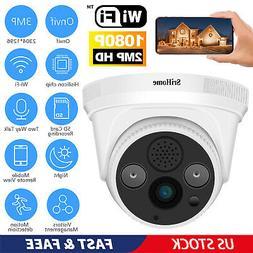 Sricam Wireless IP Camera 1296P/1080P Home Security CCTV Web