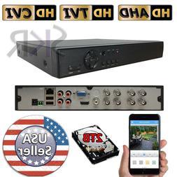 standalone 8ch channel hdmi cctv