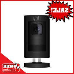 RING Stick Up CAM ELITE Indoor/Outdoor Wired Security Camera