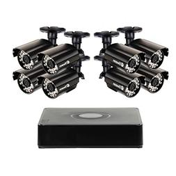 Swann Security Camera System, 8 Channel High Resolution DVR