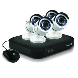 New Swann SWDVK-8HD5MP4-US 8 Channel 5MP Security System 2TB