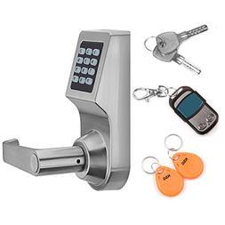 THINK SOGOOD Electronic Door Lock Keypad Keyless Smartcode D