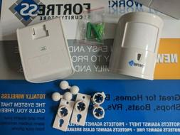 Two Pet Immune Motion Detector Wireless Home Automation Fort