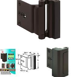 Defender Security U 11126 Door Reinforcement Lock – Add Ex