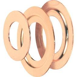 Defender Security U 9529 Bore Reducer Ring Set, Brass Plated