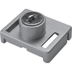 Defender Security U 9838 Sliding Window Keyed Lock, Aluminum