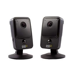 Q-See 4K Ultra HD Wi-Fi Cube Camera 2 Pack, Night Vision, In