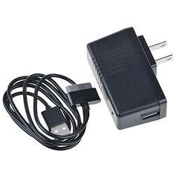 AT LCC USB Home Wall Charger Adapter ETA-P10JBEGSTA + Ccble