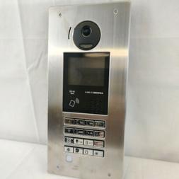 Aiphone Video Entry Station w/PTZ Camera & Keypad GT-DMB-N W