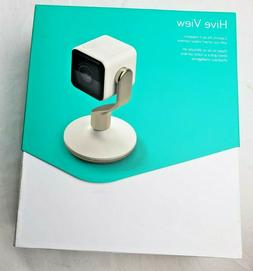 Hive View Security Camera, Wireless Indoor Smart Home Securi