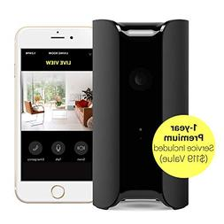 Canary View WiFi Home Monitor + 1-Year Premium Service Plan