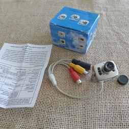 Vintage Spy camera Home Security Surveillance Camera Color C