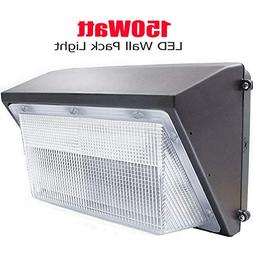 150W LED Wall Pack Light,ETL List, 600-800W HPS MH Bulb Equi
