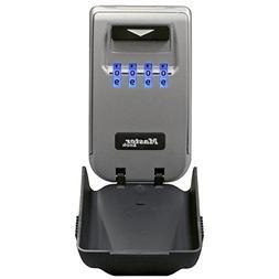 Master Lock Waterproof Combination 1 Key Safe Light Up Dial