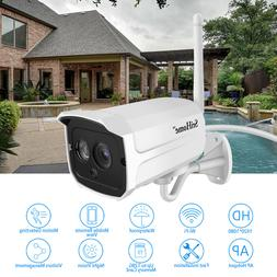 Wi-Fi 1080P Security HD Wireless IP Home Camera Outdoor IR N