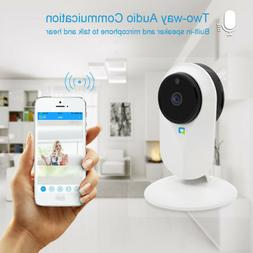 Wi-Fi IP Security Surveillance System Night Vision for Home