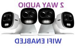 Lorex WIFI HD Home Security Camera 2 Way Audio 2YR WARRNTY -