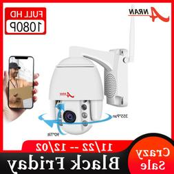 ANRAN WIFI Home Security Camera System Outdoor 2Way Audio Wi