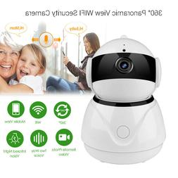 WiFi IP Camera HD 1080P Home Security CCTV Baby Pet Monitor