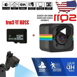 cop cam security camera fhd1080 32gb card