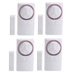 window door alarm kit magnetic