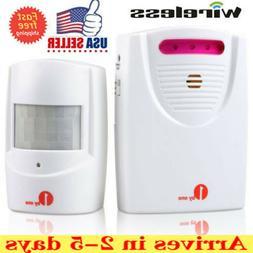 1Byone Wireless Alarm Alert System Motion Sensor Home Drivew