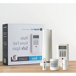 wireless home security basic