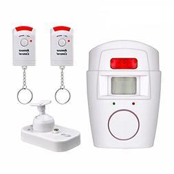 AISITIN Wireless Home Security Alarm PIR Infrared Sensor Ant