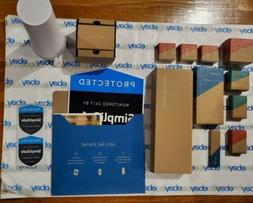 SimpliSafe Wireless Home Security System 10 pieces * FREE SH