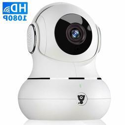 Wireless Indoor Home Security Camera 1080P Littlelf IP Pet C