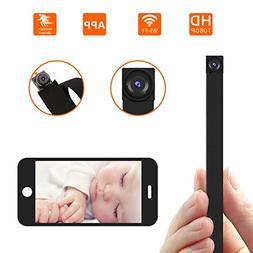 HD 1080P Camera, ieGeek Wireless IP WiFi Camera Mini Nanny C