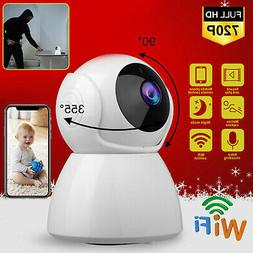 1080P HD Smart Home Security IP Camera CCTV Night Vision Wif
